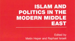 "Book by Metin Heper Reprinted in the Wake of the ""Arab Spring"""