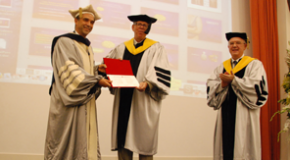 Dr. Jeffrey M. Friedman Receives Honorary Doctorate from Bilkent