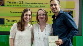 "Bilkent Team Named Runner-Up in Global ""Go Green"" Challenge"