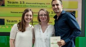 """Bilkent Team Named Runner-Up in Global """"Go Green"""" Challenge"""