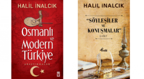 New Books by Prof. İnalcık