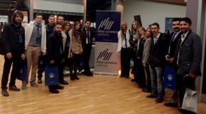 BIM Students Attend International Conference on Reputation Management