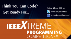 "Bilkent IEEE Student Branch to Host ""Extreme"" Programming Contest"