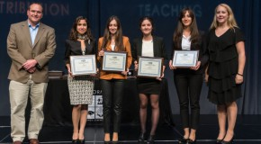 IE Graduates Awarded INFORMS Research Prize