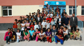 TDP Project Assists Yozgat School