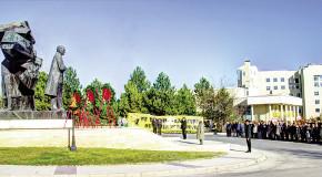 Bilkent Pays Homage to Atatürk