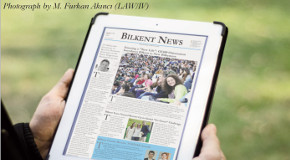 Bilkent News Application Is Ready to Use at the App Store