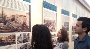 "Exhibition on ""Erased Traces"" of İzmir's Architecture"