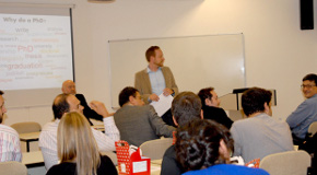Workshop Series Offers Insights to FEASS Doctoral Students