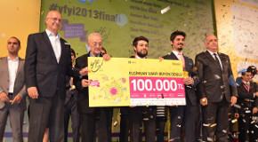 """MBG Student's """"New Idea"""" Takes YFYI Competition's Top Honors"""