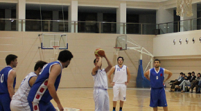 10th Ayva Cup Basketball Tournament Ankara Group Results