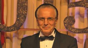 Orhan Güvenen Receives Gusi Peace Prize