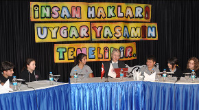 İDF Middle School Holds Human Rights and Democracy Panel