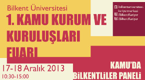 Bilkent's First Public Institutions and Organizations Career Fair to Take Place Next Week