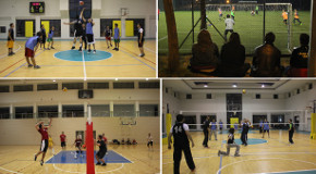 "Scenes from ""Sports as a Way of Life"" Tournaments"