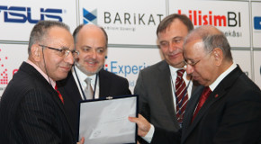 TBD-TÜBİSAD Award Honors Mustafa Akgül