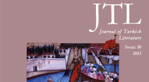 Journal of Turkish Literature's Issue 10 Published