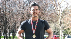 POLS Student to Compete in National Bodybuilding Championship