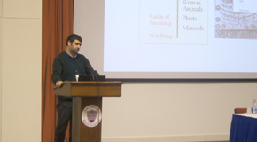 Bilkent Genetics Society Holds Symposium on Evolution