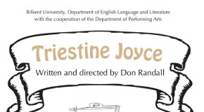 "ELIT Prof, Student Actors Present ""Triestine Joyce"""