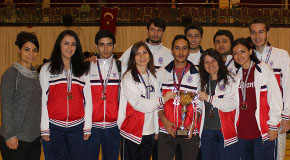 Bilkent Badminton Teams Participate in National Tournament