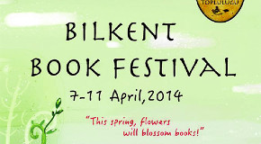 Bilkent Book Festival: April 7 – 11