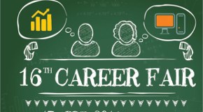 Meet Your Future at the Career Fair