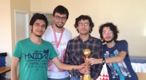 Bilkent Chess Team Takes 2<sup>nd</sup>