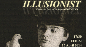 """Illusionist"" by COMD Instructor Portrays Sermet Erkin; First Screening on Campus This Thursday"