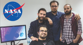 CTIS Students' Project Reaches Second Round of NASA's Space Apps Challenge