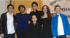 Bilkent's Young Violinists Win Awards in Belgium