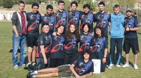 Bilkent Hosts Ultimate Frisbee Tournament