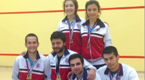Bilkent Squash Teams Return With Trophies