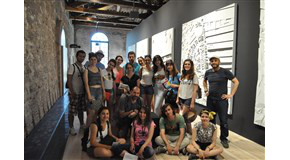 Bilkent Architecture Students at the Venice Biennale
