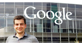 Management Student Named Top Google Student Ambassador in Europe