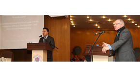 International Conference on Educational Exchange, Peace and Development Held at Bilkent