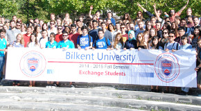 Bilkent Welcomes International Students for the 2014-15 Academic Year