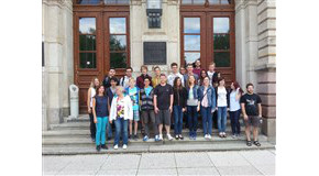 BELS Students Attend Roboschool in Germany