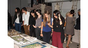 "Bilkent ARCH Goes to ""Arka"" Architecture Center"
