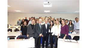 Chairman of Capital Markets Board of Turkey Speaks at Faculty of Business Administration