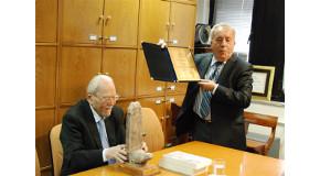 TÜRKSAV Award Ceremony in Honor of Prof. Halil İnalcık