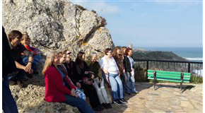 International Faculty Enjoy Weekend on the Black Sea