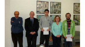 Orhan Alisbah Remembered as MATH Students Receive Fellowships