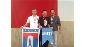 Triple Bronze for COMD Instructor Kağan Olguntürk