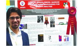 Bilkent Graduate Student Wins MRS Best Poster Award