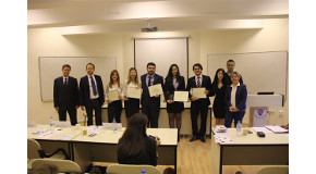 FEASS Students' Team Projects Judged by Expert Panels