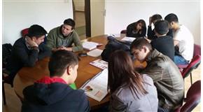 TDP Volunteers Offer Support to Children of Bilkent University Personnel