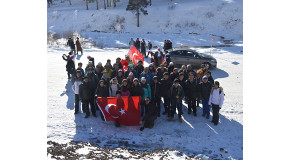 BELS Students and Teachers Attend Sarıkamış Memorial Program