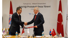 Türksat and Bilkent University to Collaborate in Research and Development