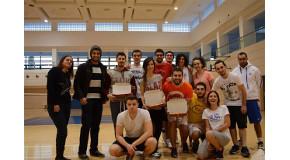 DHDP Volunteers Win TDP Volleyball Tournament